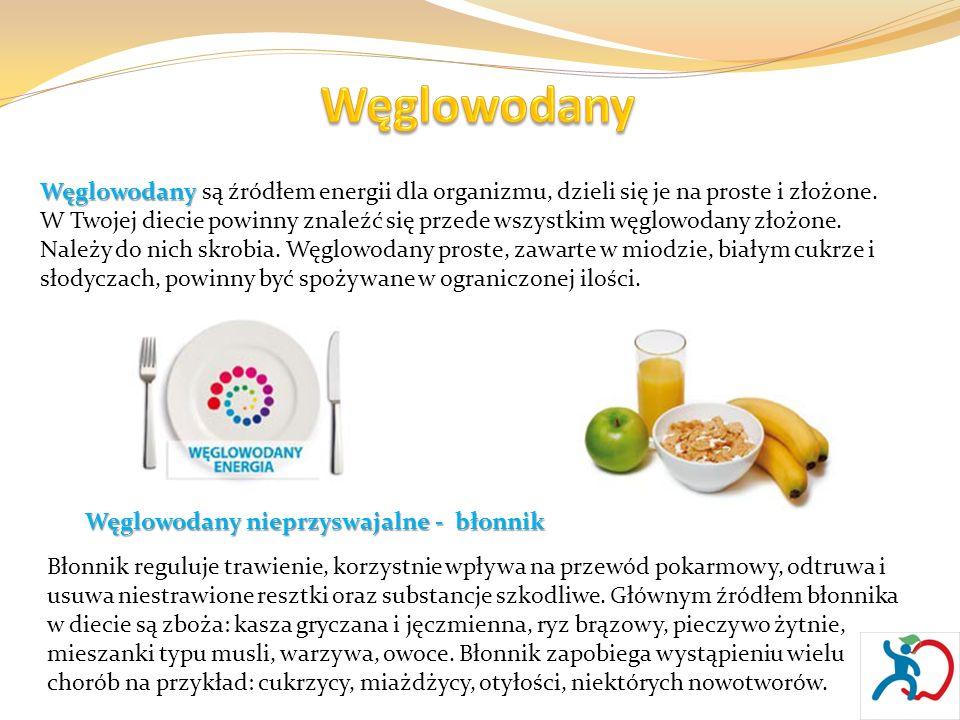 Jako składniki pokarmu są niezbędne do wzrostu i zachowania przy życiu organizmów.