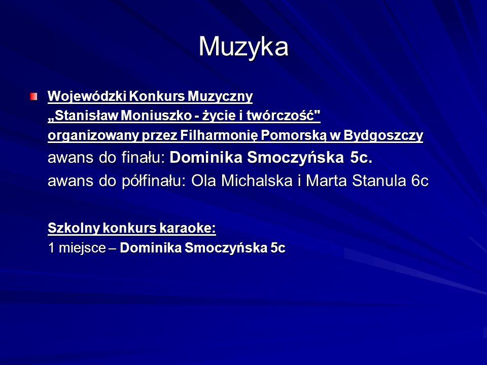 Muzyka Wojewódzki Konkurs Muzyczny Stanisław Moniuszko - życie i twórczość