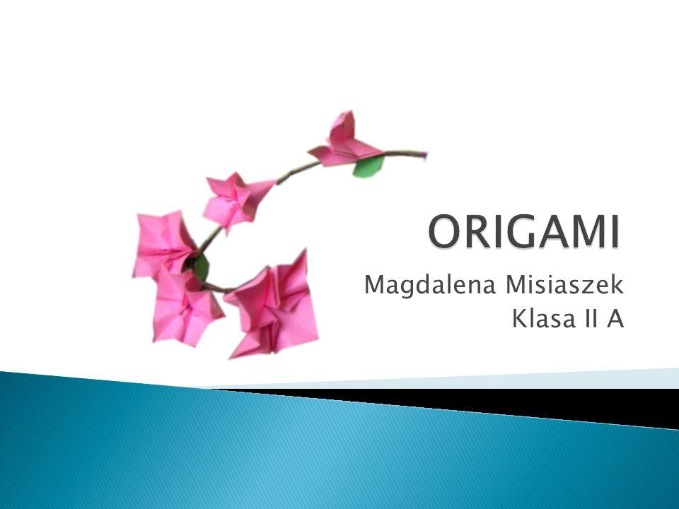Origami - (jap.