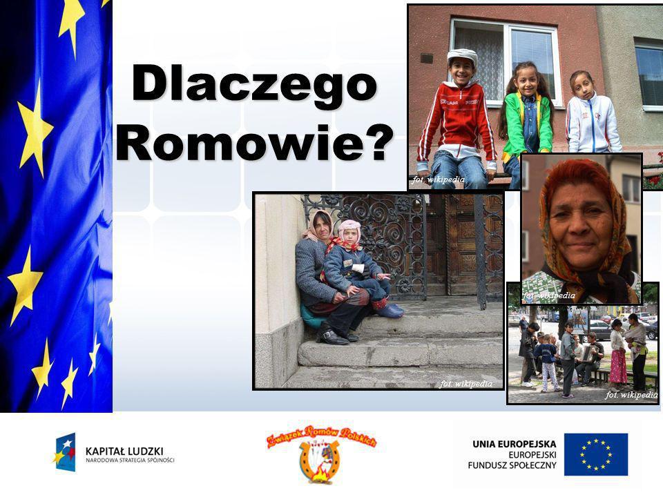 Dlaczego Romowie? fot. wikipedia