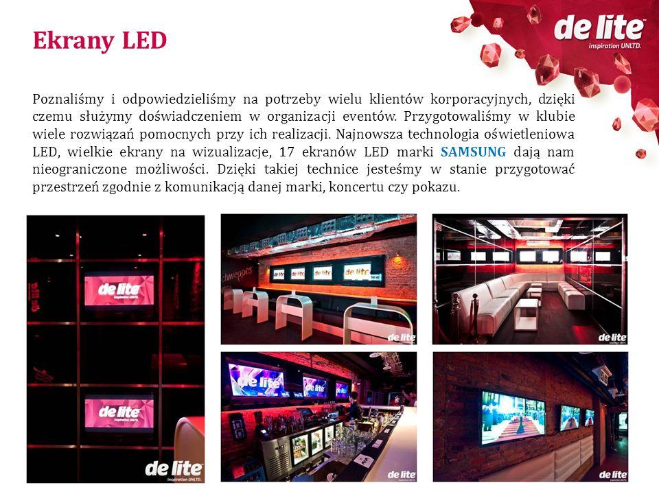 Ekrany LED Poznaliśmy i odpowiedzieliśmy na potrzeby wielu klientów korporacyjnych, dzięki czemu służymy doświadczeniem w organizacji eventów. Przygot