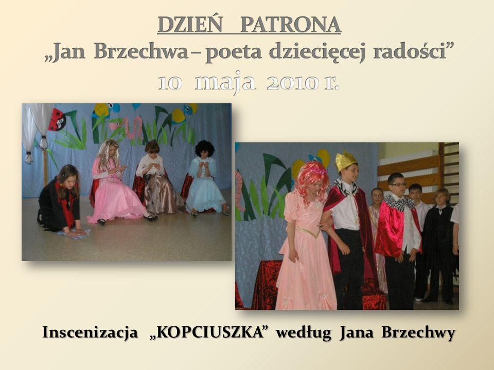 Inscenizacja KOPCIUSZKA według Jana Brzechwy