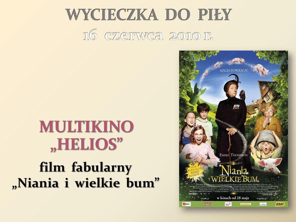 film fabularny Niania i wielkie bum