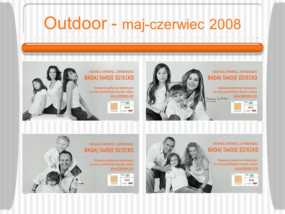 Outdoor - maj-czerwiec 2008