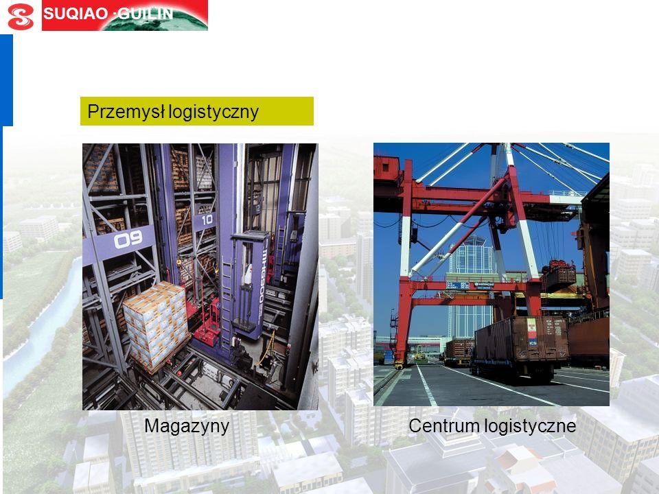 SUQIAO ·GUILIN Przetwórstwo żywności Przemysł farmaceutyczny Materiały budowlane