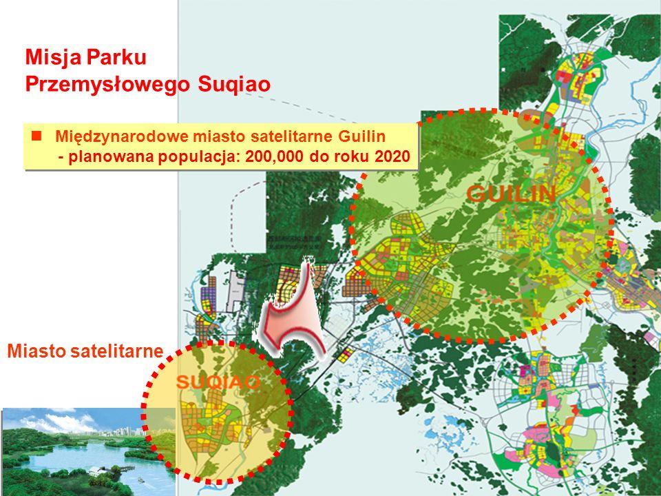 SUQIAO ·GUILIN Park Przemysłowy Suqiao