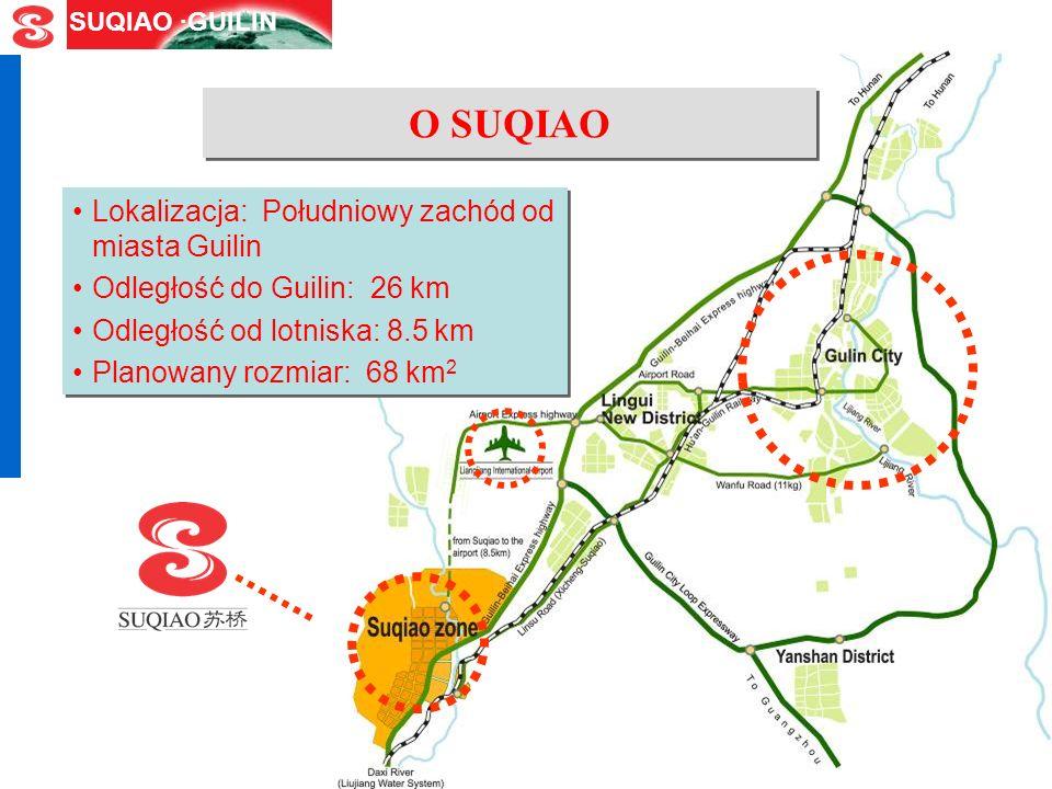 Misja Parku Przemysłowego Suqiao Międzynarodowe miasto satelitarne Guilin - planowana populacja: 200,000 do roku 2020 Międzynarodowe miasto satelitarne Guilin - planowana populacja: 200,000 do roku 2020 Miasto satelitarne