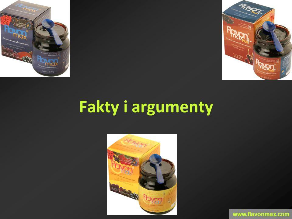 Fakty i argumenty www.flavonmax.com
