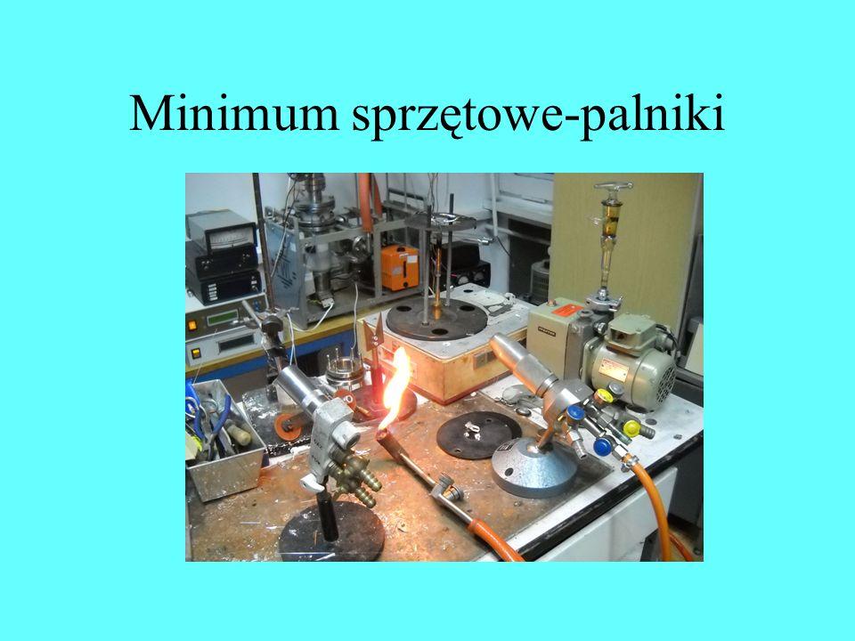 Minimum sprzętowe-palniki