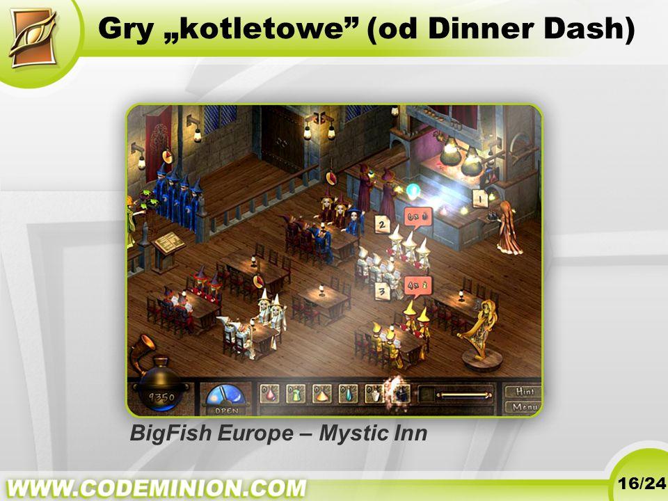 Gry kotletowe (od Dinner Dash) 16/24 BigFish Europe – Mystic Inn