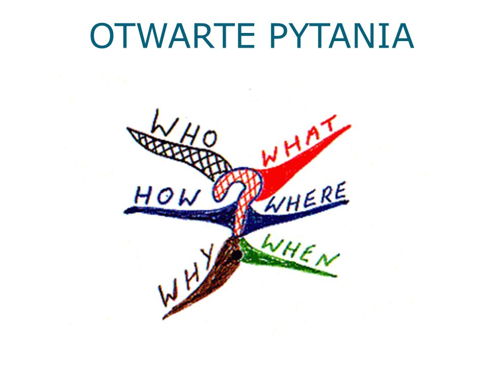 OTWARTE PYTANIA