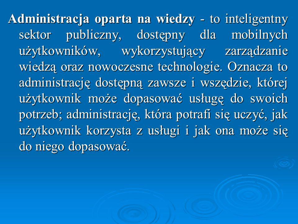 Jego celem jest sprawny rozwój elektronicznej administracji, który wymaga m.in.: (1) konsolidacji i zapewnienia kooperacji prac pomiędzy ministerstwami i innymi instytucjami administracji publicznej właściwymi dla rozwoju elektronicznej administracji w Polsce; (2) stworzenia standardów, zalecanych dla systemów administracji publicznej; (3) wzmocnienia zarządzania i koordynacji systemów informacyjnych; (4) współpracy pomiędzy centralnymi, regionalnymi oraz lokalnymi instytucjami administracji publicznej w celu stworzenia synergii działania, ułatwienia przepływu informacji, unikania powielania błędów oraz nierównomiernego rozwoju elektronicznej administracji; (5) efektywnego wykorzystania funduszy strukturalnych w celu zapewnienia budowy i rozwoju elektronicznej administracji; (6) integracji prac sektora publicznego, prywatnego oraz środowiska akademickiego w celu stworzenia narodowego programu bada i rozwoju społeczeństwa informacyjnego.