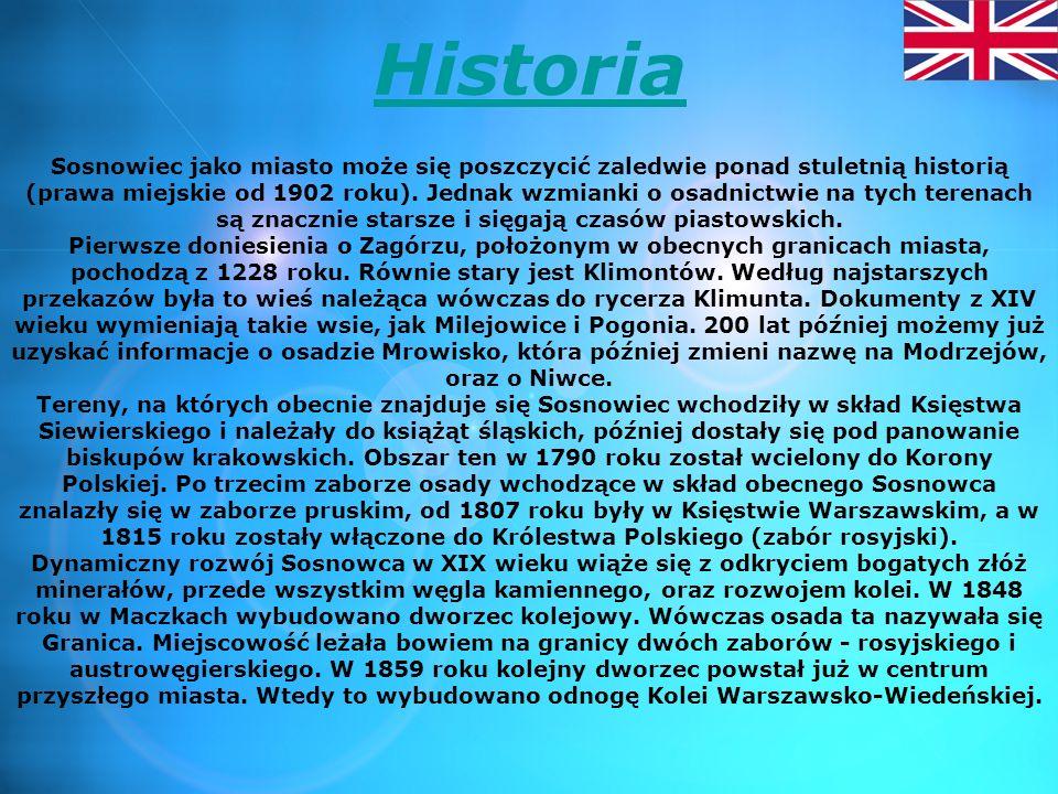 History Coat of arms was designed by city architect Stefan Wyszewskiego (Byszewski) and operates unchanged from 13 September 1904.