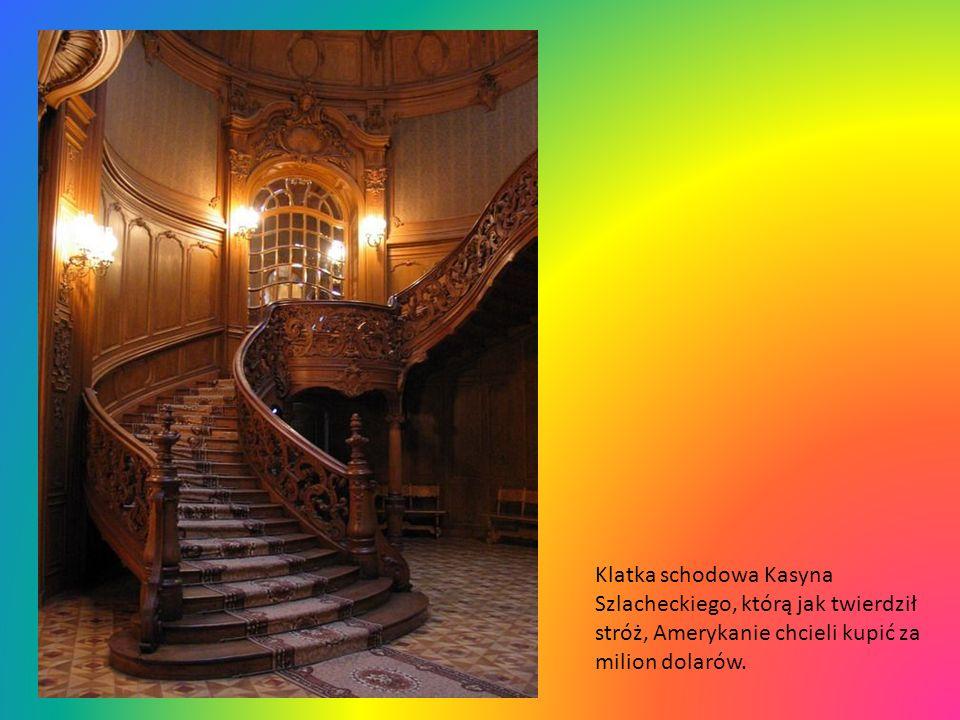 Budynek Sejmu Galicyjskiego, który przed wojną mieścił Uniwersytet Jana Kazimierza, a dzisiaj mieści Uniwerystet Iwana Franko. Na szczycie stoi alegor
