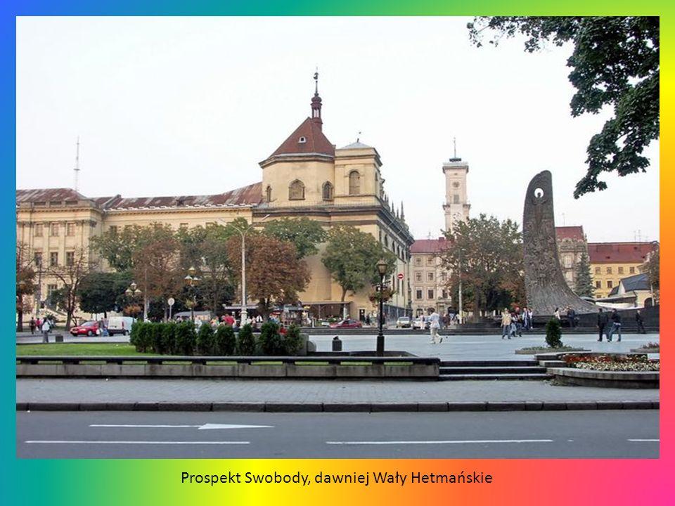 Plac Mickiewicza - Hotel George (Żorż), zbudowany w 1901r.