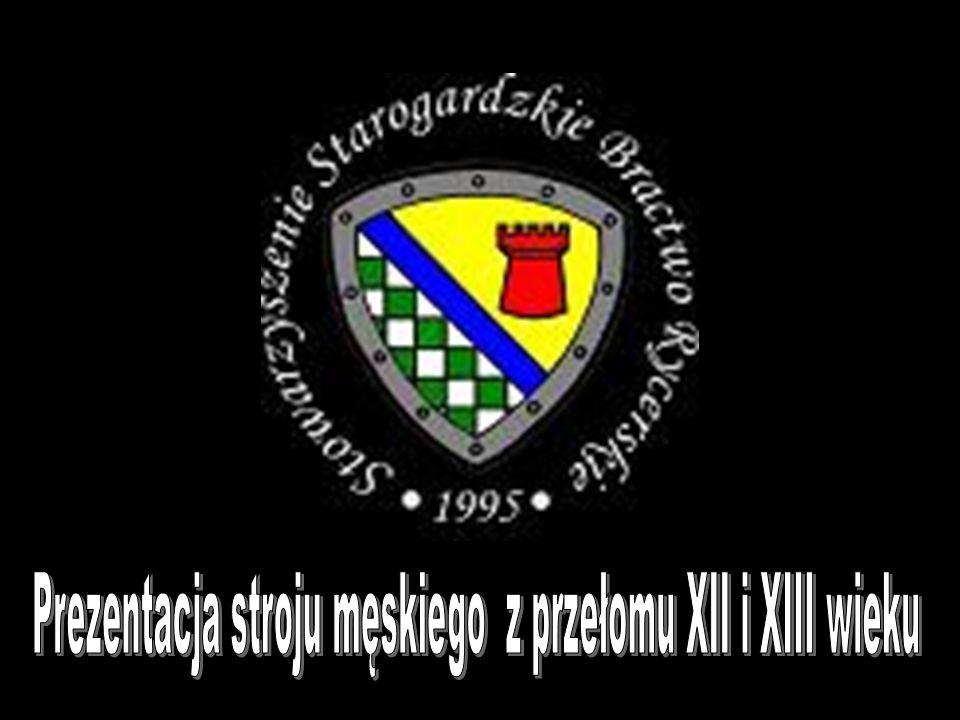Szaty tunika z Moselund (datowanie 1050-1150)