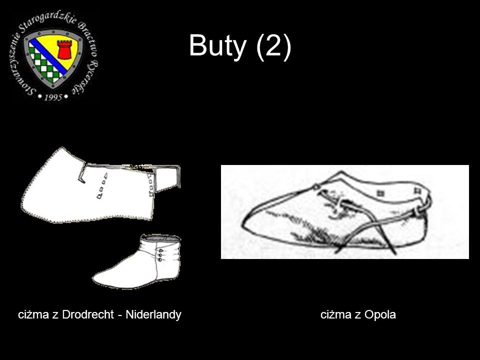 Buty (2) ciżma z Drodrecht - Niderlandyciżma z Opola