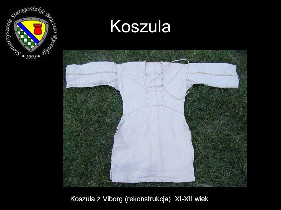 Koszula Koszula z Viborg (rekonstrukcja) XI-XII wiek