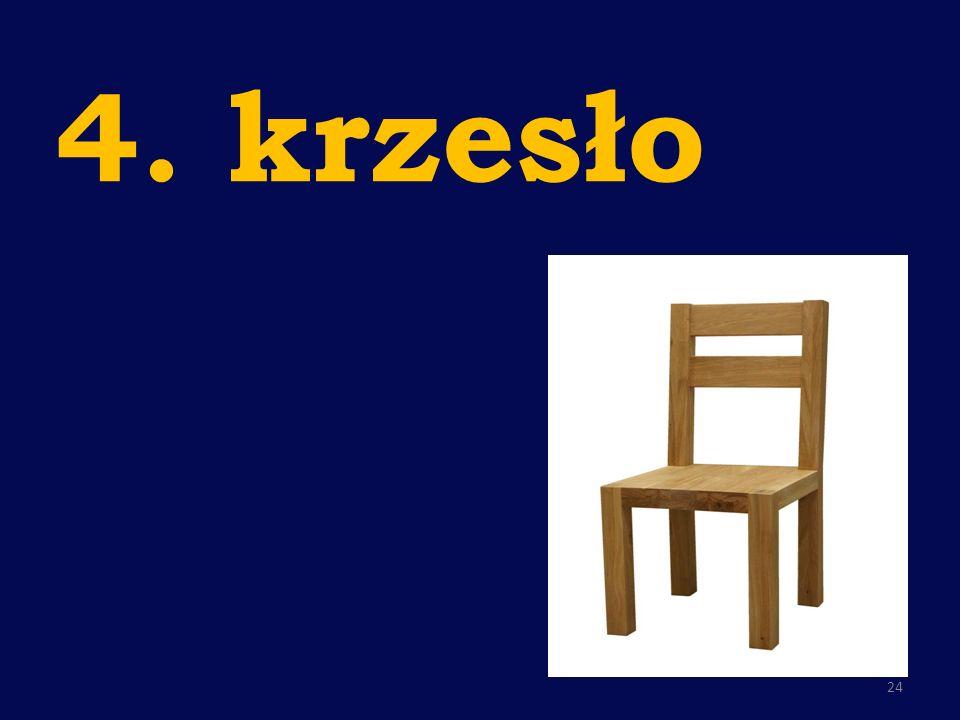 4. krzesło 24