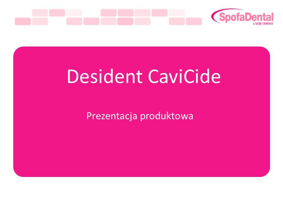 Desident CaviCide Prezentacja produktowa