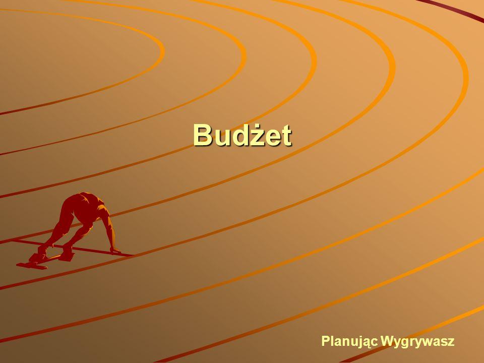 Budżet Planując Wygrywasz