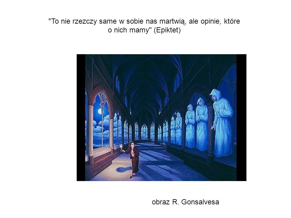 obraz R. Gonsalvesa