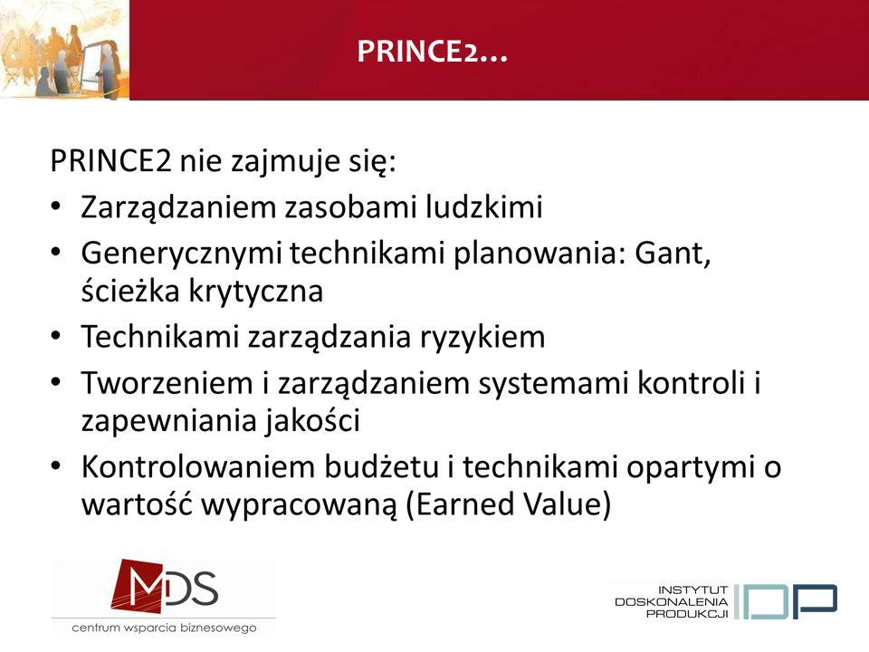 PRINCE2…