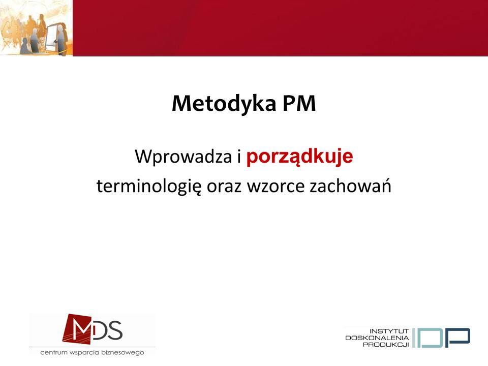 Metodyka PM