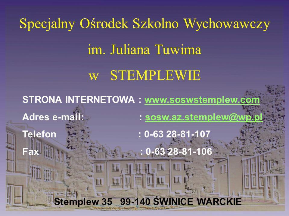 OGŁASZA NABÓR UCZNIÓW na rok szkolny 20 11 /20 12