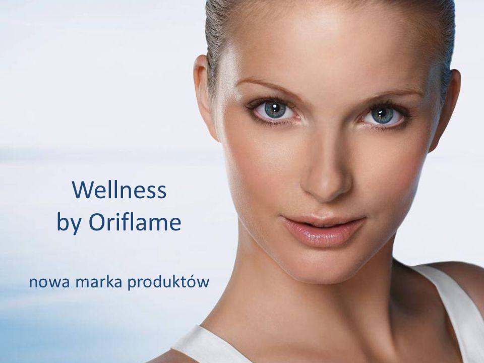piękno płynące od wewnątrz Wellness by Oriflame nowa marka produktów