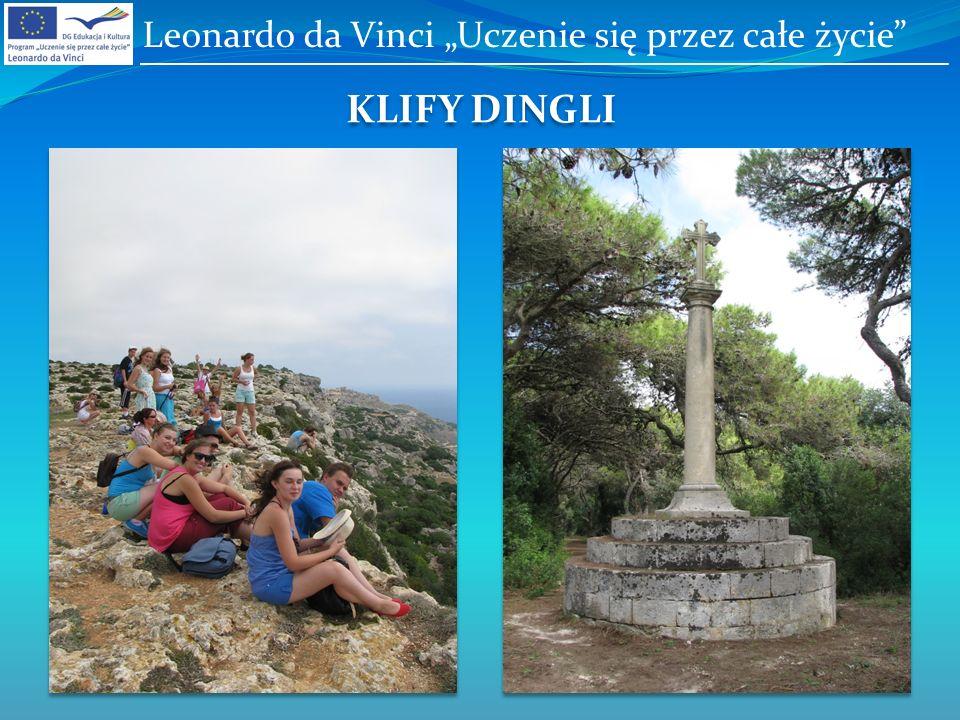 KLIFY DINGLI Leonardo da Vinci Uczenie się przez całe życie