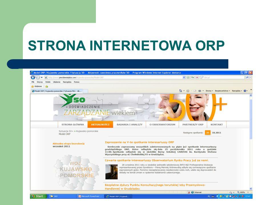 STRONA INTERNETOWA ORP