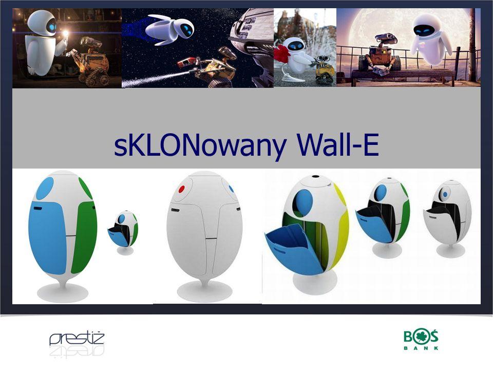 sKLONowany Wall-E