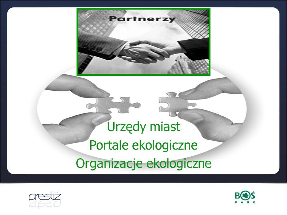 Urzędy miast Portale ekologiczne Organizacje ekologiczne