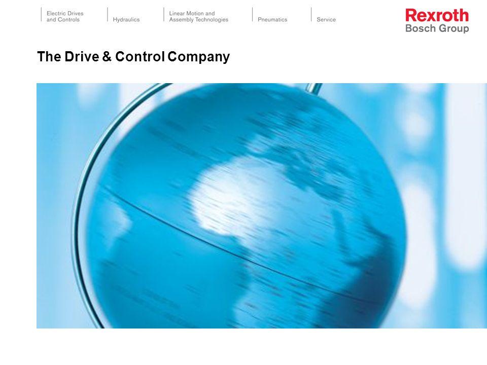 The Drive & Control Company