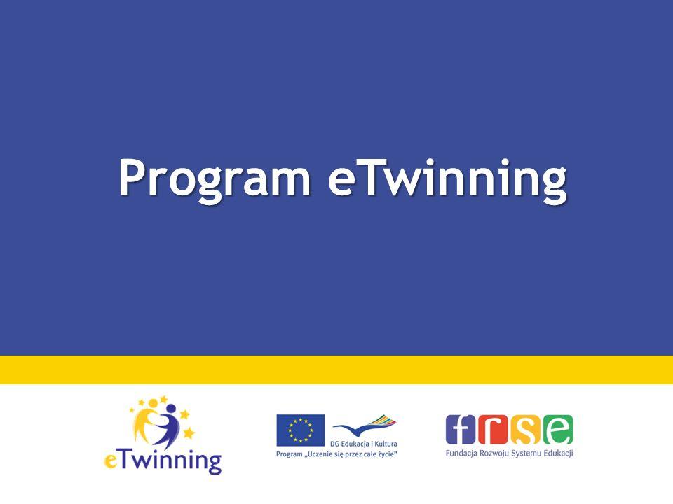 Program eTwinning Program eTwinning