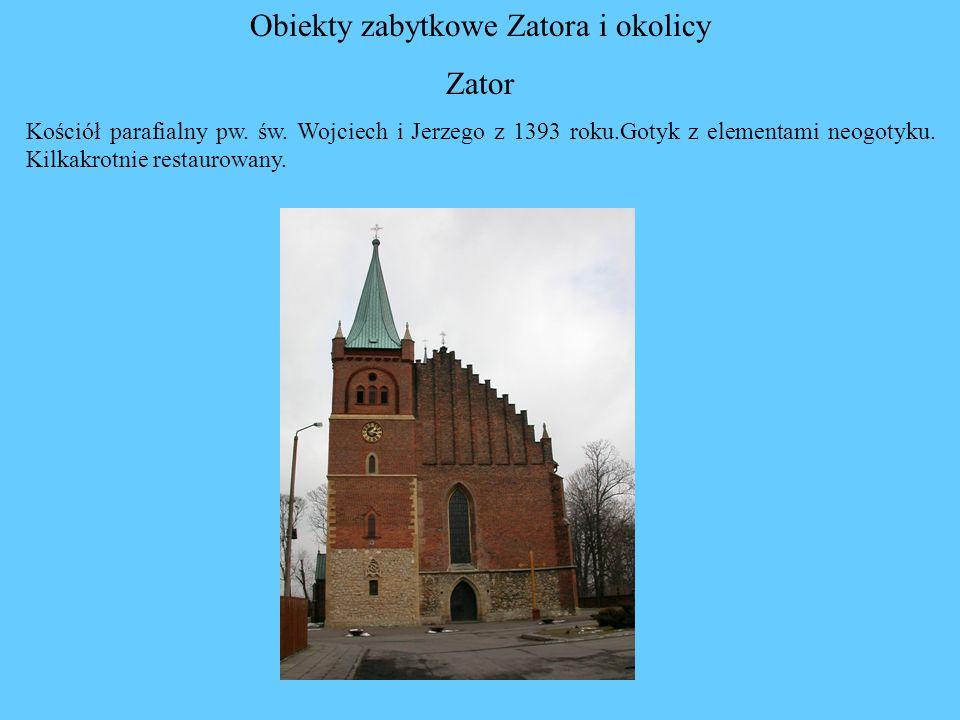 Graboszyce – gotycko renesansowy dwór obronny z około 1575 roku.