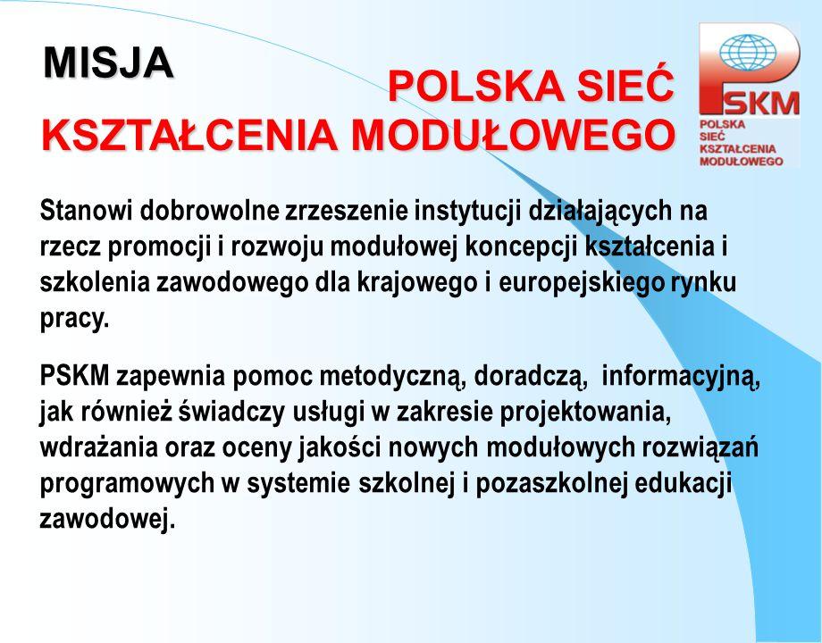 POLSKA SIEĆ KSZTAŁCENIA MODUŁOWEGO Rada Programowa i członkowie PSKM Lp.Nazwa i adres instytucji Osoba reprezentująca Instytucję/Funkcja w PSKM 1 Instytut Technologii Eksploatacji, ul.
