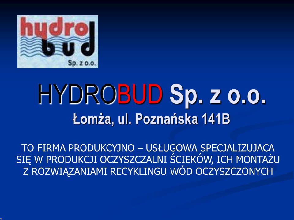 HYDROBUD Sp.z o.o.