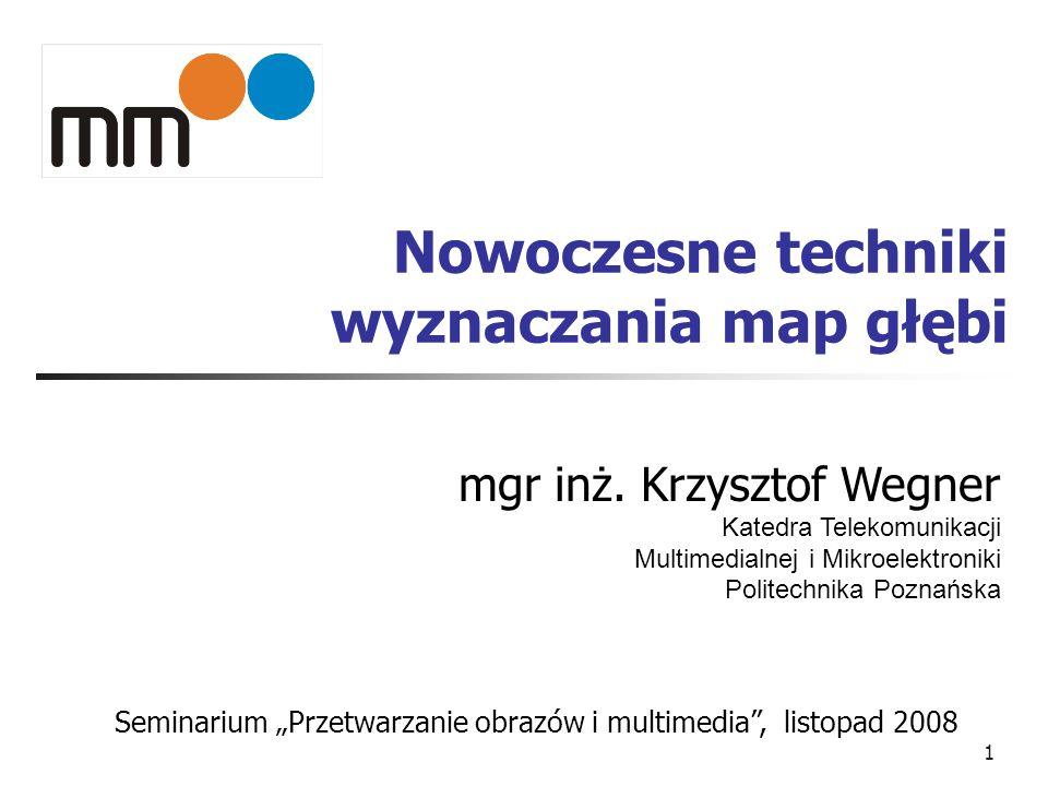 Mapy głębi MPEG – dokument : pojęcie głębia Obrazek - krótko