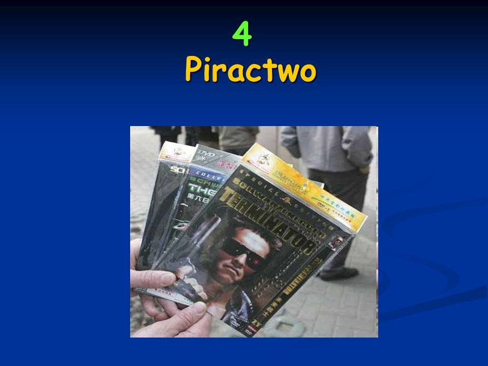 4 Piractwo