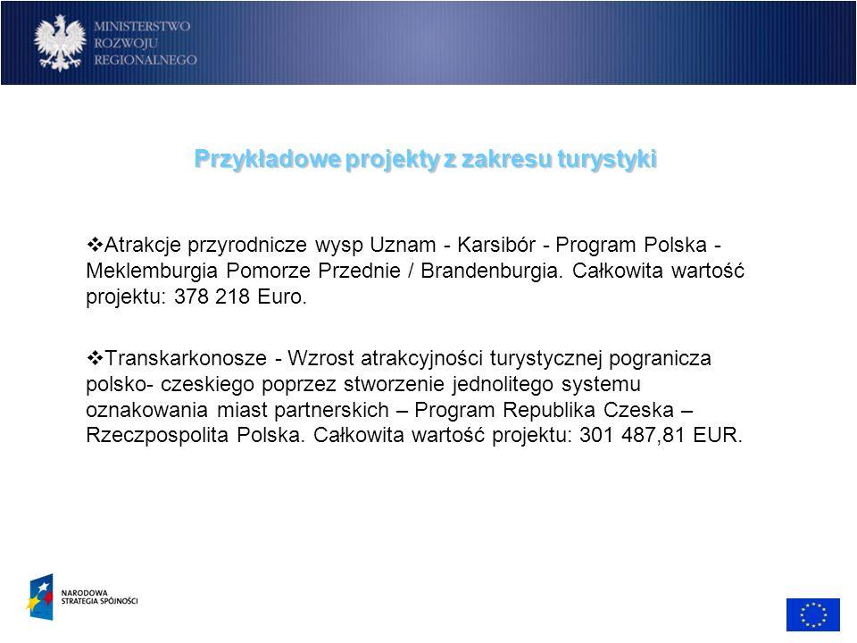 Atrakcje przyrodnicze wysp Uznam - Karsibór - Program Polska - Meklemburgia Pomorze Przednie / Brandenburgia. Całkowita wartość projektu: 378 218 Euro