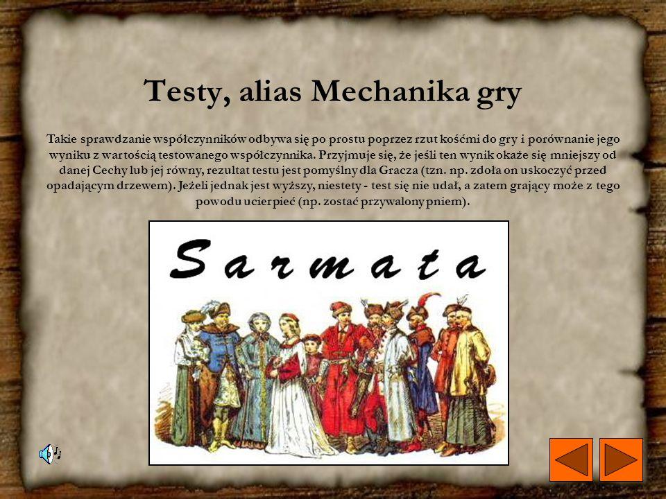 Autorzy drugiej edycji gry: Jacek Lech Komuda, Michał Mochocki, Artur Machlowski, Autor prezentacji: Piotr Machlowski