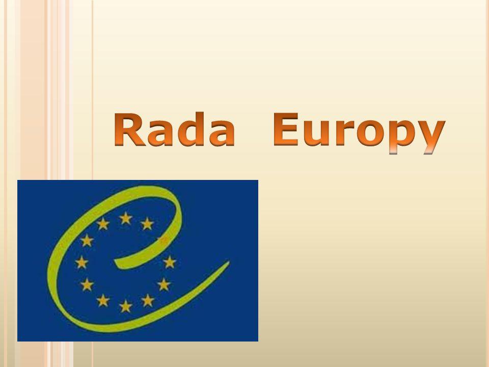 Cele i zadania Rady Europy są sformułowane w statucie.