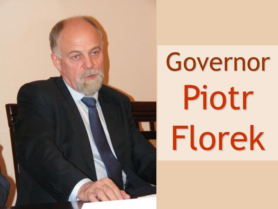 Governor Piotr Florek