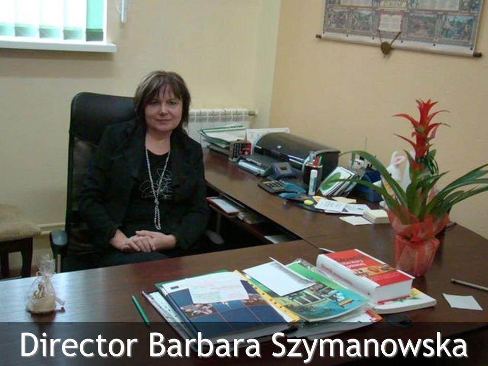 Director Barbara Szymanowska