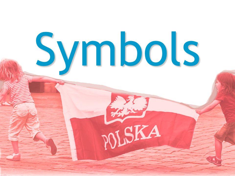 Anthem (Mazurek Dąbrowskiego) Flag Emblem
