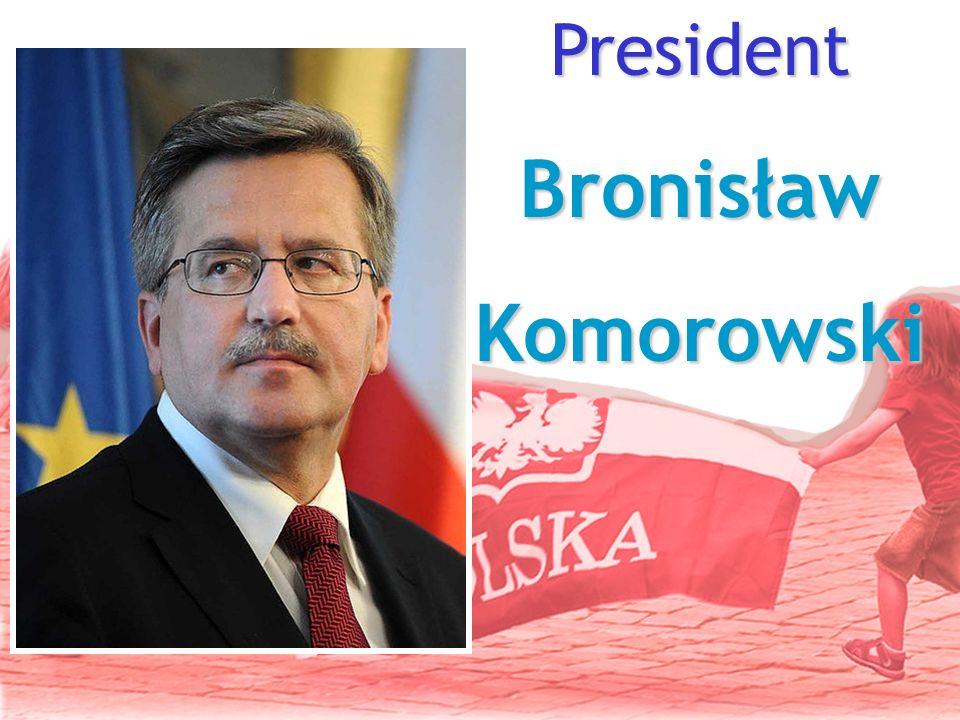 PresidentBronisławKomorowski