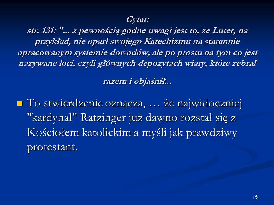 15 Cytat: str. 131: