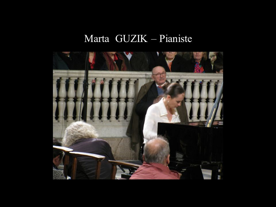 Magdalena Ż UK – Pianiste